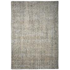 Grey Carson Hand Tufted Wool & Viscose Rug