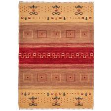 Beige Lori Wool & Cotton Rug