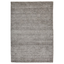 Grey Damas Hand-Knotted Rug