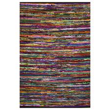 Multi-Coloured Como Hand-Woven Rug