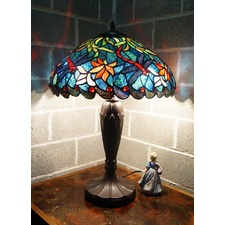 "Dragonfly 16"" Table Lamp"
