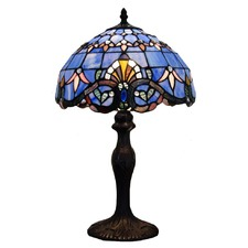 Baroque Tiffany Table Lamp