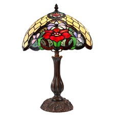 Small Alicia Tiffany Table Lamp