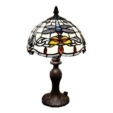 Mini Dragonfly Tiffany Desk Lamp