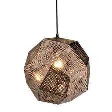 Tom Dixon Replica Etch Cooper Pendant Light