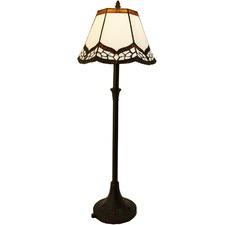 Classical Tiffany Style Buffet Lamp