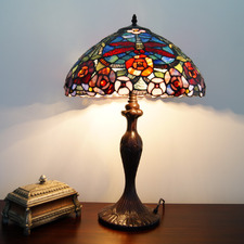Tiffany Lee Dragonfly Table Lamp
