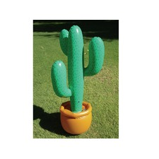 Inflatable Cactus Decoration (Set of 2)