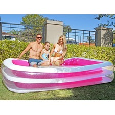 Large 2 Ring Giant Family Pool