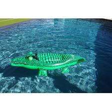 Inflatable Crocodile Ride On