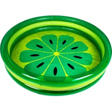 Small Kiwi Fruit 3 Ring Paddling Pool