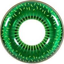 Kiwi Fruit Tingle Inflatable Swim Ring