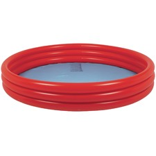 Triple Ring Inflatable Kids Pool