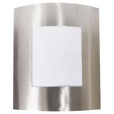 Wall Light in Stainless Steel