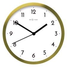 44cm Round Sissi Metal Wall Clock