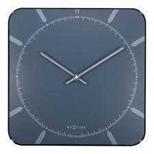 Michael Square Dome Wall Clock