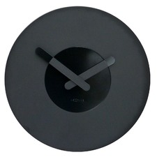 39.5cm In Touch Disc Wall Clock
