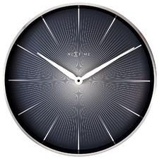 NeXtime 2 Seconds Metal Wall Clock