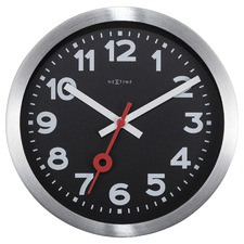 NeXtime Station Number Table & Wall Clock