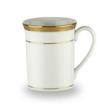 Majestic White Coffee Mug