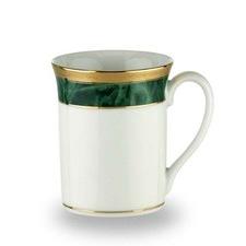 Majestic Green Coffee Mug (Set of 2)