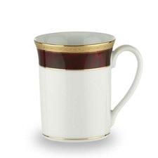 Majestic Burgundy Coffee Mug (Set of 2)