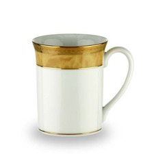 Majestic Yellow Coffee Mug (Set of 2)