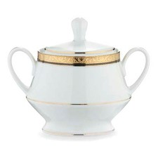 Regent Gold Sugar Bowl 266ml