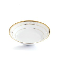 Hampshire 14cm Dessert Bowl in Gold (Set of 4)