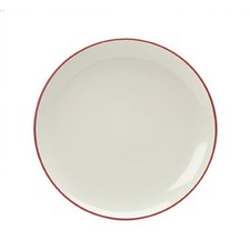 Colorwave Raspberry 27cm Coupe Dinner Plate (Set of 4)