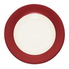 Colorwave Raspberry 21cm Rim Salad Plate (Set of 2)