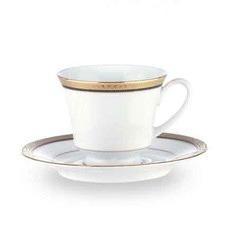 Regent Gold Tea Cup and Saucer Set
