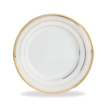 Hampshire Gold 21cm Entree Plate (Set of 2)