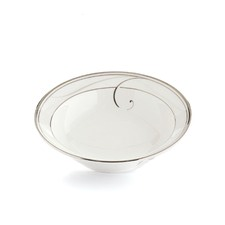 Platinum Wave 14.2cm Dessert Bowl (Set of 2)