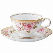 Hertford Cup and Saucer Set