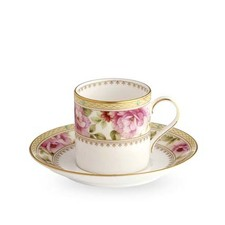 Hertford Espresso Cup and Saucer Set