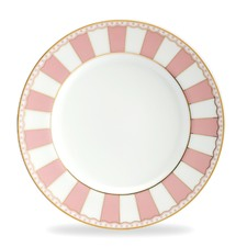 Carnivale Cake 21cm Plate in Pink (Set of 2)