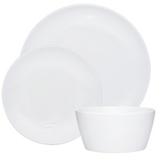 12 Piece WoW Dune Dinner Set