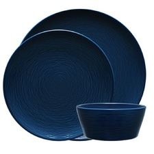 12 Piece NoN Swirl Dinner Set