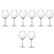 Tasting Hour Red Wine Glasses (Set of 8)