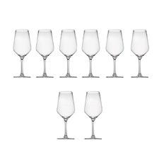 Tasting Hour White Wine Glasses (Set of 8)