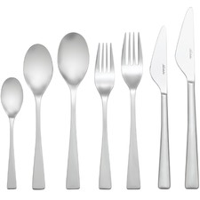 56 Piece Alzette Stainless Steel Cutlery Set