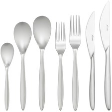 56 Piece Bonhomme Stainless Steel Cutlery Set