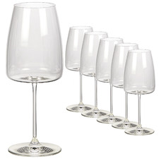 Cortona Red Wine Glasses (Set of 6)