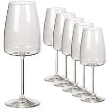 Cortona White Wine Glasses (Set of 6)