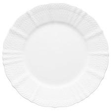 Cher Blanc 27.5cm Porcelain Dinner Plates (Set of 4)