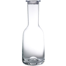 Clear IVV Acquacheta 1L Glass Carafe with Stopper