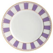 Lavender Carnivale 16cm Porcelain Cake Plates (Set of 2)