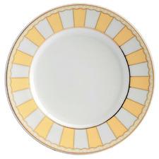 Yellow Carnivale 16cm Porcelain Cake Plates (Set of 2)