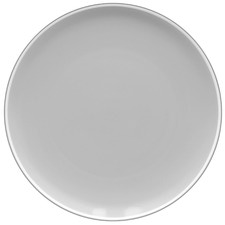 ColorTrio Slate 27cm Porcelain Coupe Dinner Plates (Set of 4)